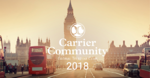Platinum Services Telecommunication at Europe 2018 GCCM in London